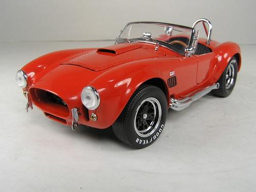 1966 Shelby Cobra 427 SC front left