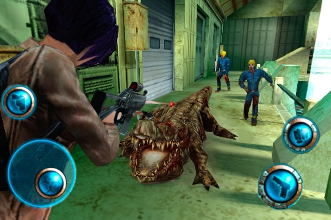 Zombie Infection iPhone