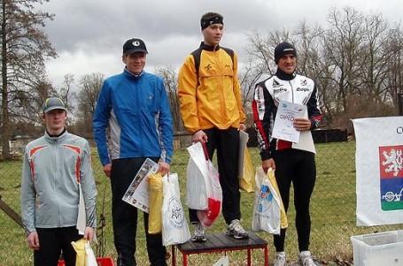 Jarní přespolní běh v Lounech: Gerych porazil Brýdla i Emmu