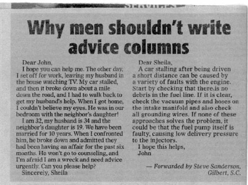men advice