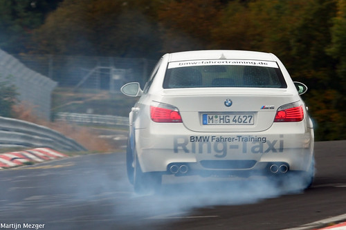 "BMW M5 E60 ""Ring-Taxi"" *Explored*"