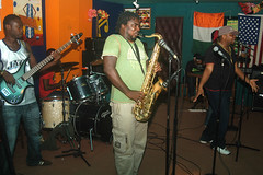 La Tribu Sauvage. Repetition, 23.03.'10, Abidjan-Yopougon (4593)