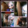 Bebe HATES Baby :( (G.Baby Dolls) Tags: dog chihuahua doll killer mohair blythe custom vicious iphone
