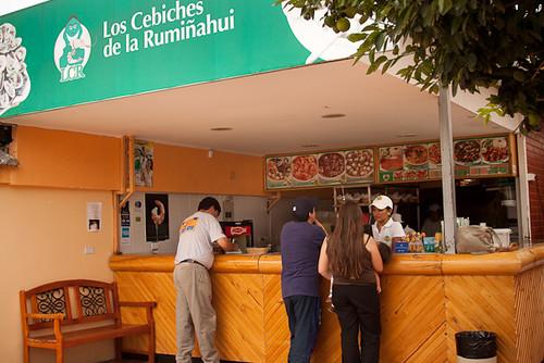 Ceviches de la Rumiñahui-Cumbayá