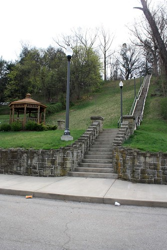 Quincy Hill Steps