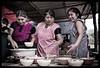 Cocineras-Mixes (Chubakai) Tags: portrait people food color canon mexico gente retrato comida culture paisaje personas oaxaca customs mixe mixes miradas tradiciones señoras oulala 50d ltytrx5 ltytr1 sevilem oulalacommx santaisabellareforma