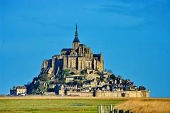 Mont Saint-Michel 53 (paspog) Tags: france montsaintmichel baie supershot baiedumonssaintmichel