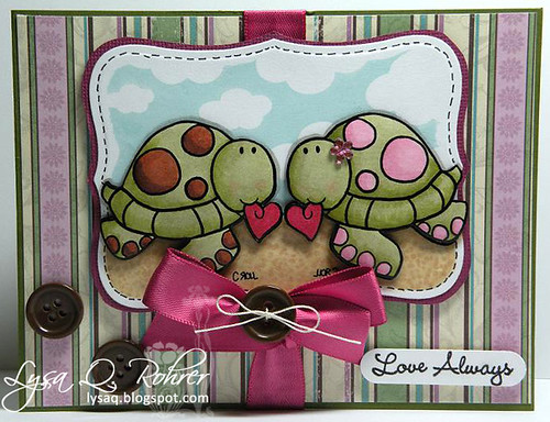 Turtle-ly in Love!