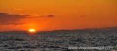 Otra puesta de sol en la Ophiusa