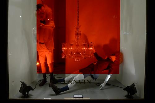 Vitrines Lanvin - Pars, Avril 2010