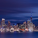 Auckland City by Mike NZ