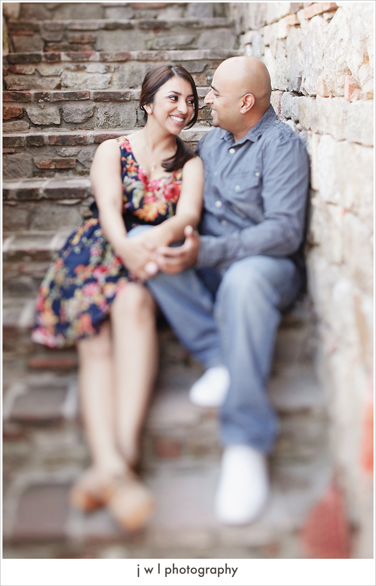 castello di amorosa, engagement session, j w l photography, deepa + roneel_03