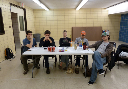 The Apes Auditioners Get Their Judge On