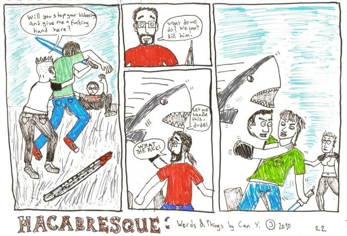 Macabresque page 22