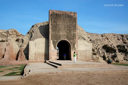 Hansi India  City new picture : Hansi Fort, Hansi City, Hisar District, Haryana, India