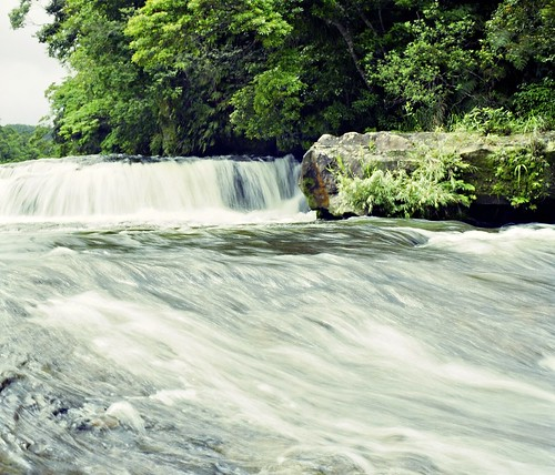 Kanbire Falls