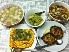 กับข้าวเย็นจ้าา :D~