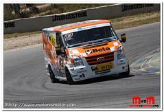 Ford Transit Trophy -Jarama