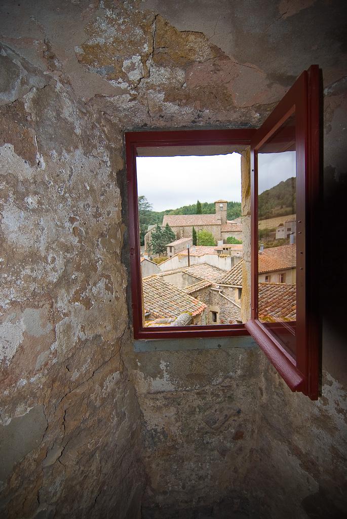 el otro lado de la ventana