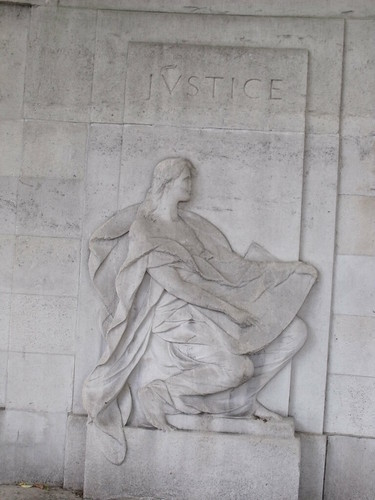 Justice by Ell Brown