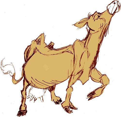 Cow according to ken hultgren