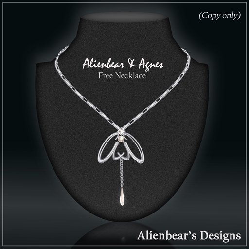 2009 AlienbearAgnes free necklace