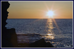 percheles amanece (Almagra) Tags: bahia playas amanece gallego mazarron caada percheles