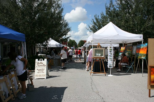 Downtown Clermont Art Festival