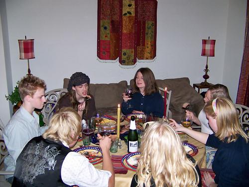 Dinner Table 2