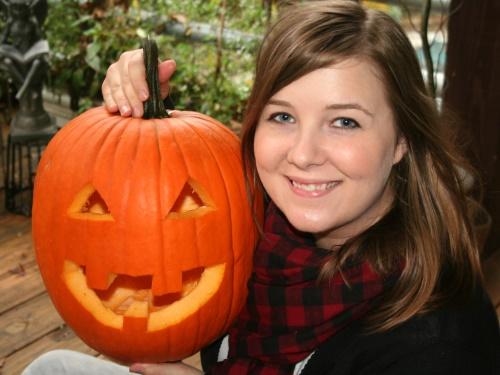 Chelsea's Pumpkin