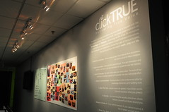 clickTRUE Culture Wall