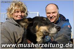 Carola & Bernhard Schuchert mit Eowyn
