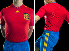 Images clothes of the 2010 World Cup teams 4099118267_706e080cc9_m