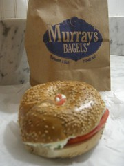 Murray's Bagels - New York