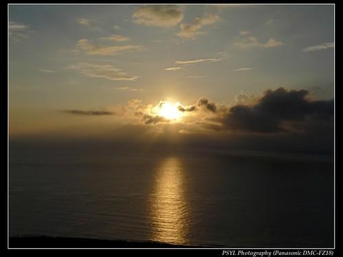 Guanshan Sunset