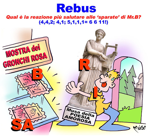 SatiRebus - Reazione AntiMinchiate!