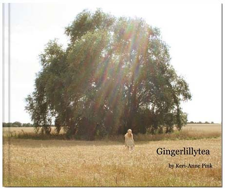 Gingerlillytea book