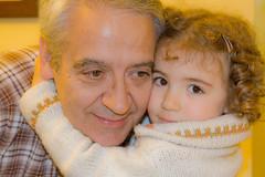 Pure love (Paulo Cristo) Tags: family portrait love beautiful smile face children happy sweet grandpa pure canon175528 canon7d