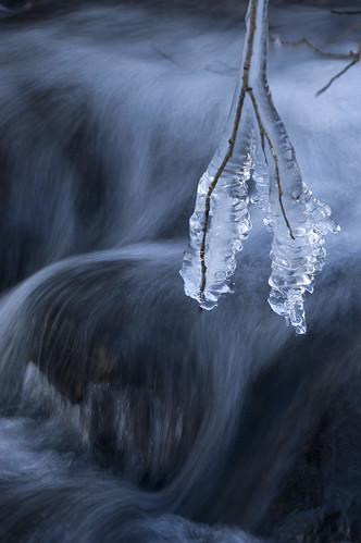 Icicle, Mammoth Lakes, CA