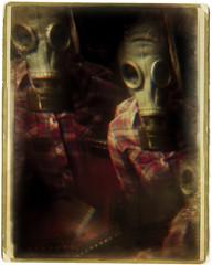Untitled (Devon Ford) Tags: lighting light portrait black ford glass girl dark lights photoshoot mask nevada flash gas devon clark gasmask reno 2009 580ex bounce strobe ashlea unr strobist tmcc 580exii devonford ashleaclark