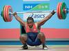 Ferris USA (Rob Macklem) Tags: china men olympic 2009 lu 85kg olympicweightliftingkoreaworldchampionshipsgoyangcity