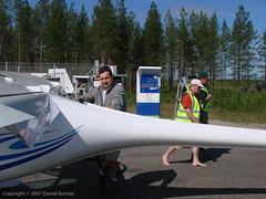 DB_20070705_2397 (ilg-ul) Tags: finland airplane aircraft transportation pudasjärvi airtransportation remos pohjoispohjanmaa efpuairfield yr6161