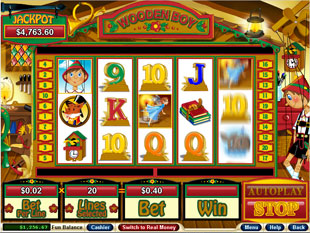 Wooden Boy slot game online review