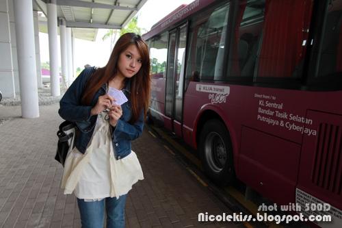 salak tinggi - lcct bus
