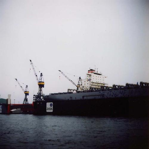 Blohm & Voss Dock