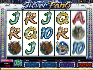 Silver Fang slot game online review