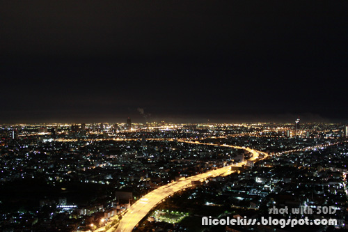 bangkok night from sirocco bar 2