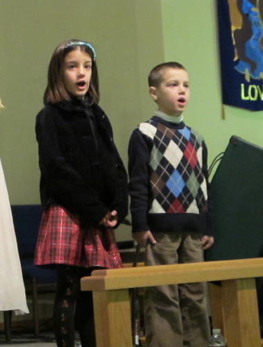 Christmas Concert singing #3