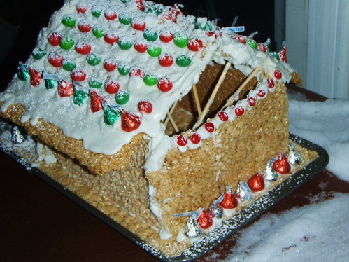 rice krispies holiday house - 14