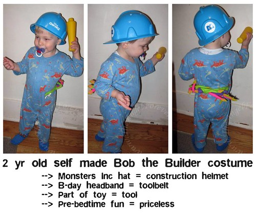 Bob the Monsters Inc Builder